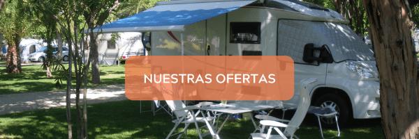Ofertas de Alannia Resorts para acampar en caravana