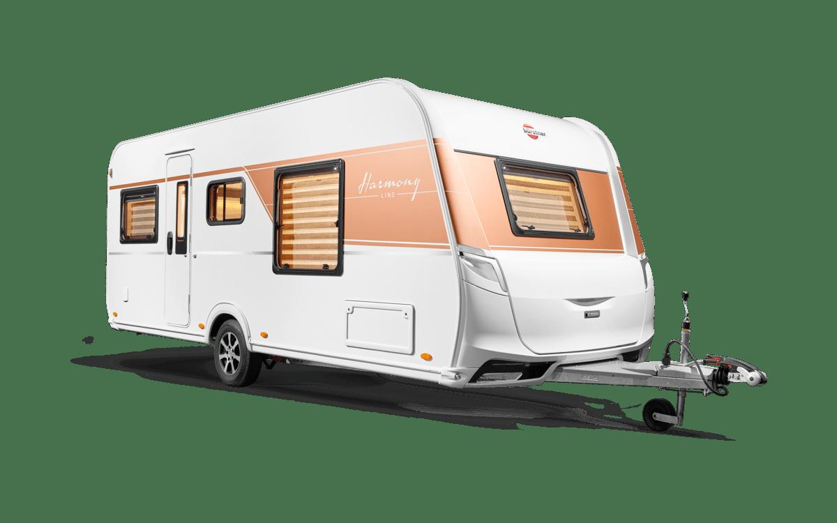 Caravana Bürstner Averso Harmony Line. Consejos para comprar una caravana.