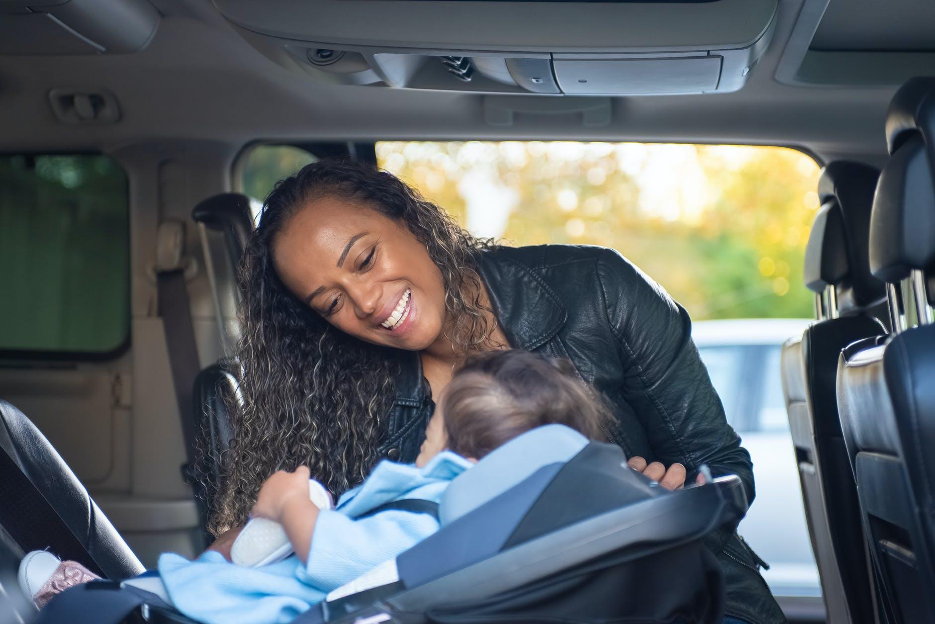 Viaje con bebé