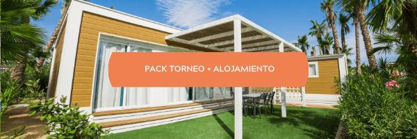 Reserva pack torneo + alojamiento