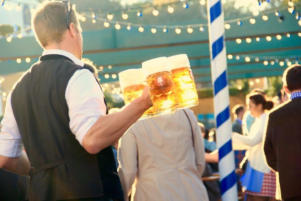 Oktoberfest fines de semana